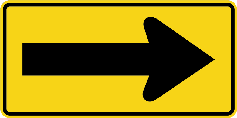image of arrow sign